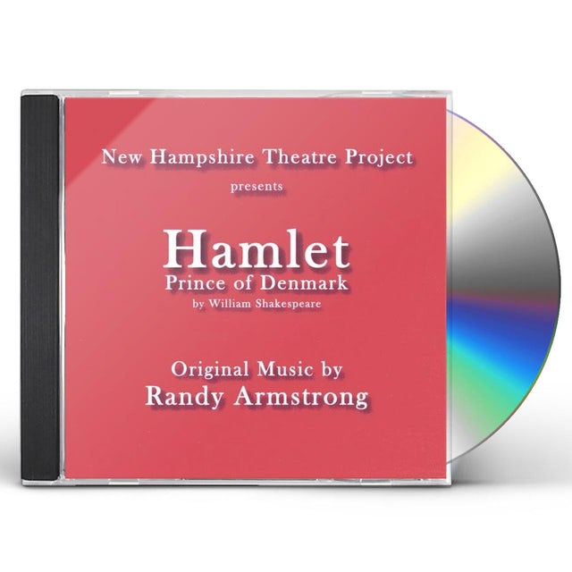 Randy Armstrong HAMLET: PRINCE OF DENMARK CD