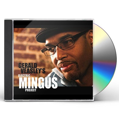 Gerald Veasley ELECTRIC MINGUS PROJECT CD