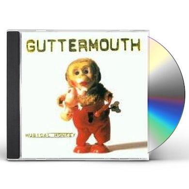 Guttermouth MUSICAL MONKEY CD
