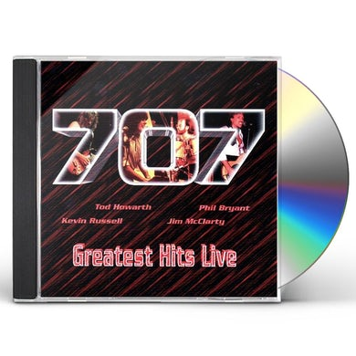 707 GREATEST HITS LIVE CD