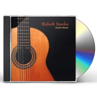 Richard Searles GUITAR MUSIC CD