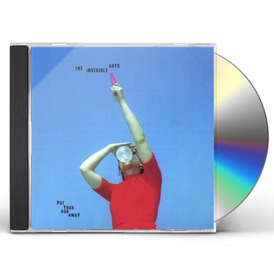 Invisible Rays PUT YOUR GUN AWAY CD