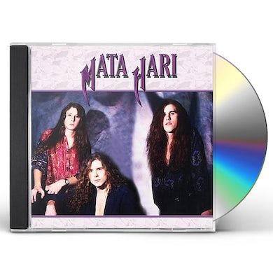 Mata Hari STUDIO ANTHOLOGY & LIVE! CD