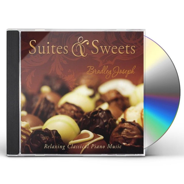 Bradley Joseph SUITES & SWEETS CD CD