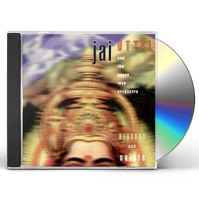 Jai Uttal BEGGARS & SAINTS CD