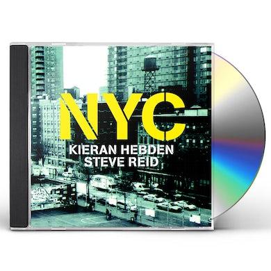 Kieran Hebden & Steve Reid NYC CD