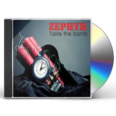 ZEPHYR TASTE THE BOMB CD