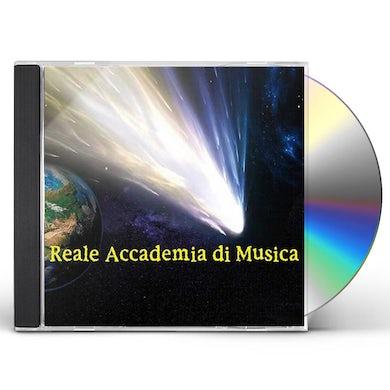 Reale Accademia Di Musica LA COMETA CD