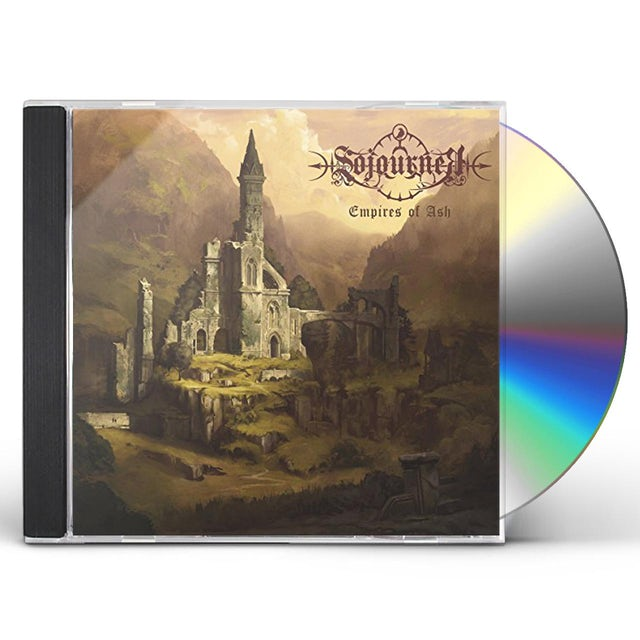 Sojourner EMPIRE OF ASHES CD