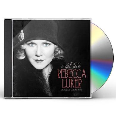 Rebecca Luker I GOT LOVE (SONGS OF JEROME KERN) CD