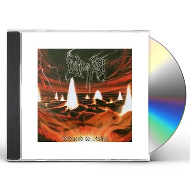 Deeds Of Flesh REDUCED TO ASHES CD