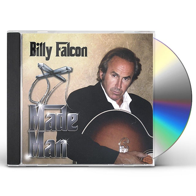 Billy Falcon MADE MAN CD