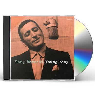 Tony Bennett YOUNG TONY CD