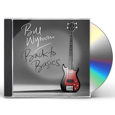 Bill Wyman BACK TO BASICS CD