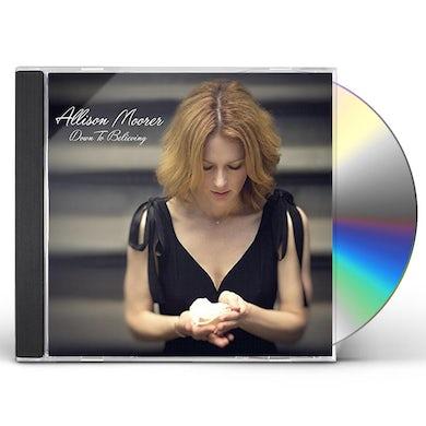Allison Moorer DOWN TO BELIEVING CD