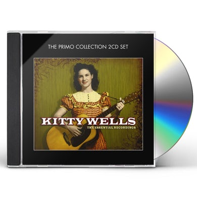 Kitty Wells ESSENTIAL RECORDINGS CD