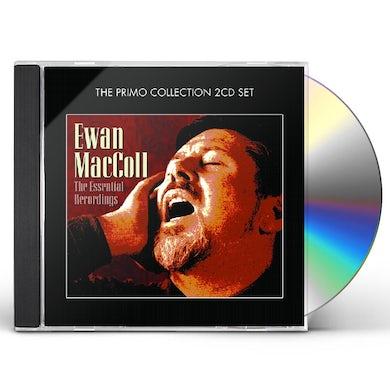 Ewan MacColl ESSENTIAL RECORDINGS CD
