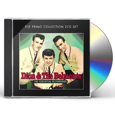 Dion & The Belmonts ESSENTIAL RECORDINGS CD