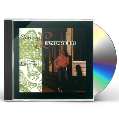 Sonny Landreth DOWN IN LOUISIANA CD