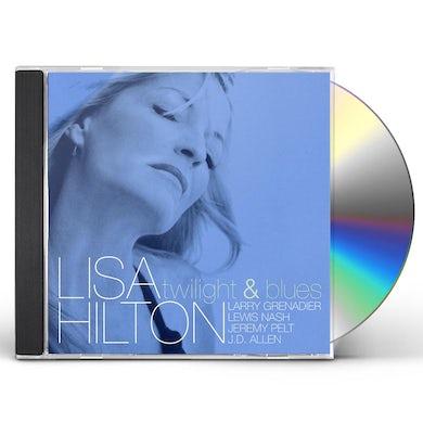 Lisa Hilton TWILIGHT & BLUES CD