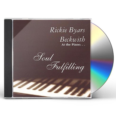 Rickie Byars Beckwith SOUL FULFILLING CD