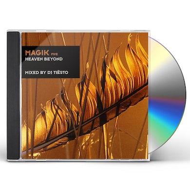 Dj Tiesto MAGIK 5: HEAVEN BEYOND CD