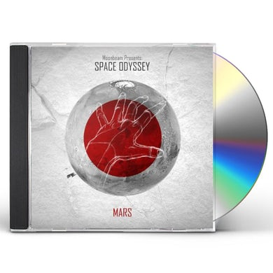 Moonbeam SPACE ODYSSEY: MARS CD
