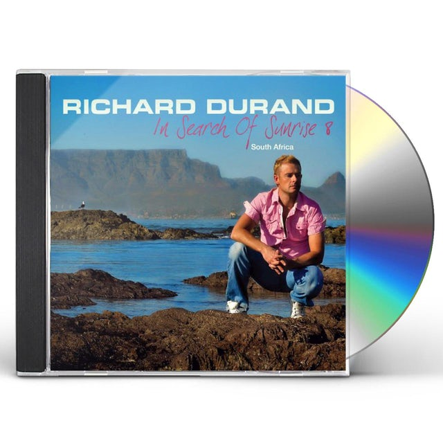 Richard Durand IN SEARCH OF SUNRISE 8: SOUTH AFRICA CD