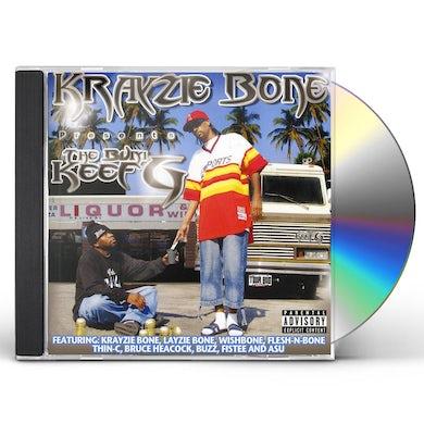 Krayzie Bone BUM KEEF G CD