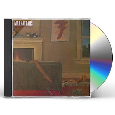 Manhattans AFTER MIDNIGHT CD