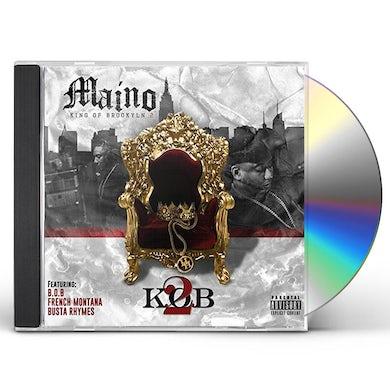 Maino K.O.B. 2 CD