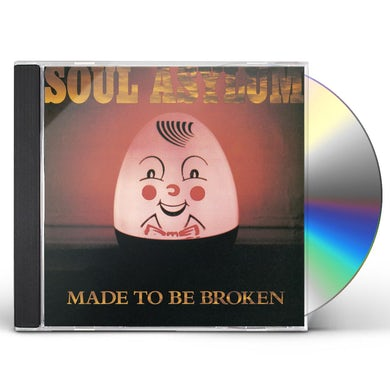 Soul Asylum MADE TO BE BROKEN CD