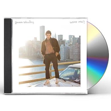 Juan Wauters WHO ME CD