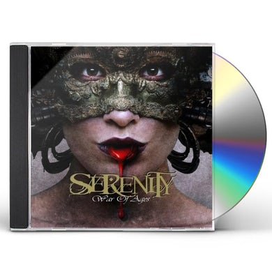 Serenity WAR OF AGES CD