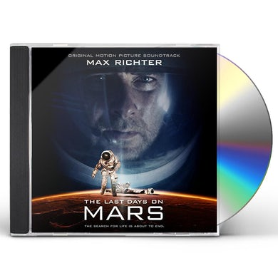 Max Richter LAST DAYS ON - ORIGINAL MOTION PICTURE SOUNDTRACK CD
