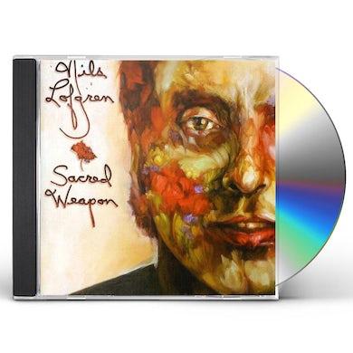 Nils Lofgren SACRED WEAPON CD