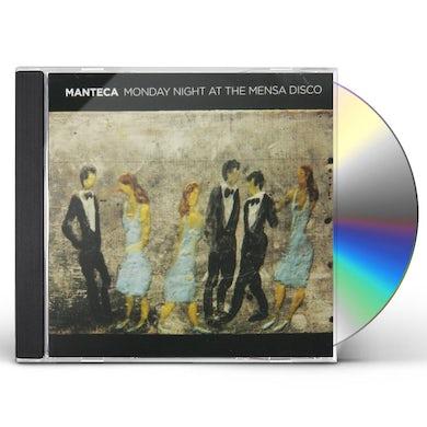 Manteca MONDAY NIGHT AT THE MENSA CD