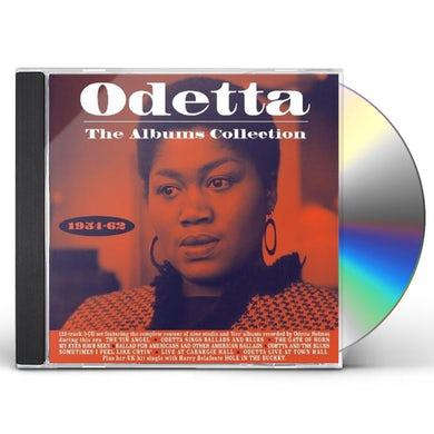 Odetta ALBUMS COLLECTION 1954-62 CD