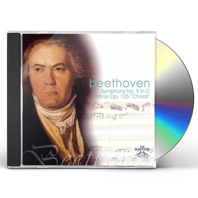 L.V. Beethoven SYM 9 IN D MINOR OP. 125 CHORAL CD