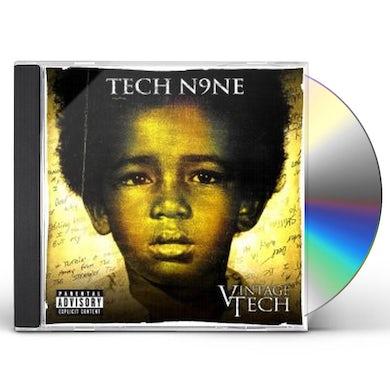Tech N9Ne VINTAGE TECH CD