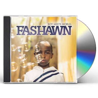 Fashawn BOY MEETS WORLD CD