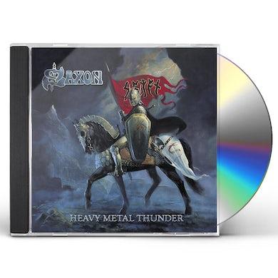 Saxon HEAVY METAL THUNDER CD