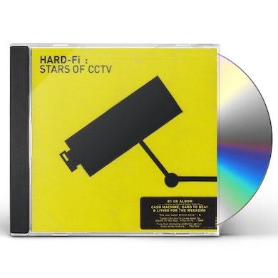Hard-Fi STARS OF CCTV CD