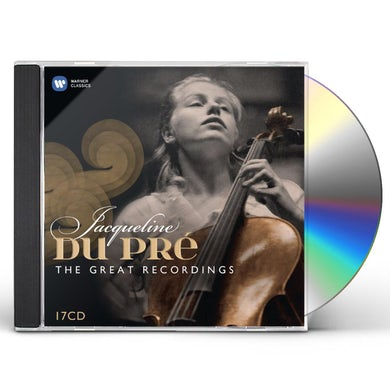 Jacqueline Du Pre COMPLETE EMI RECORDINGS CD
