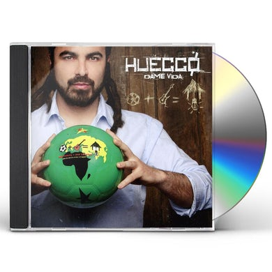 Huecco DAME VIDA CD