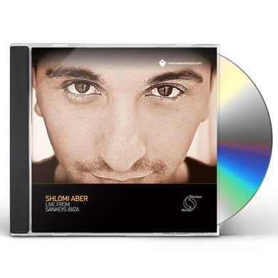 Shlomi Aber LIVE FROM SANKEYS IBIZA CD