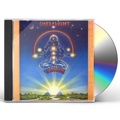Cyrille Verdeaux CLEARLIGHT VISIONS CD