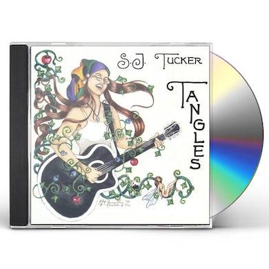 S.J. Tucker TANGLES CD