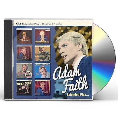 Adam Faith EXTENDED PLAY CD