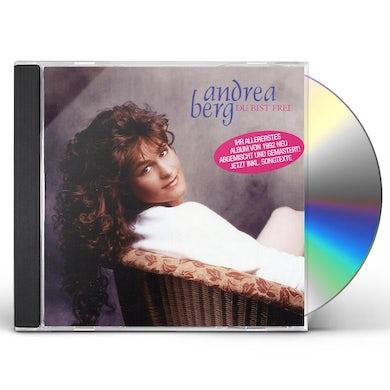 Andrea Berg DU BIST FREI CD